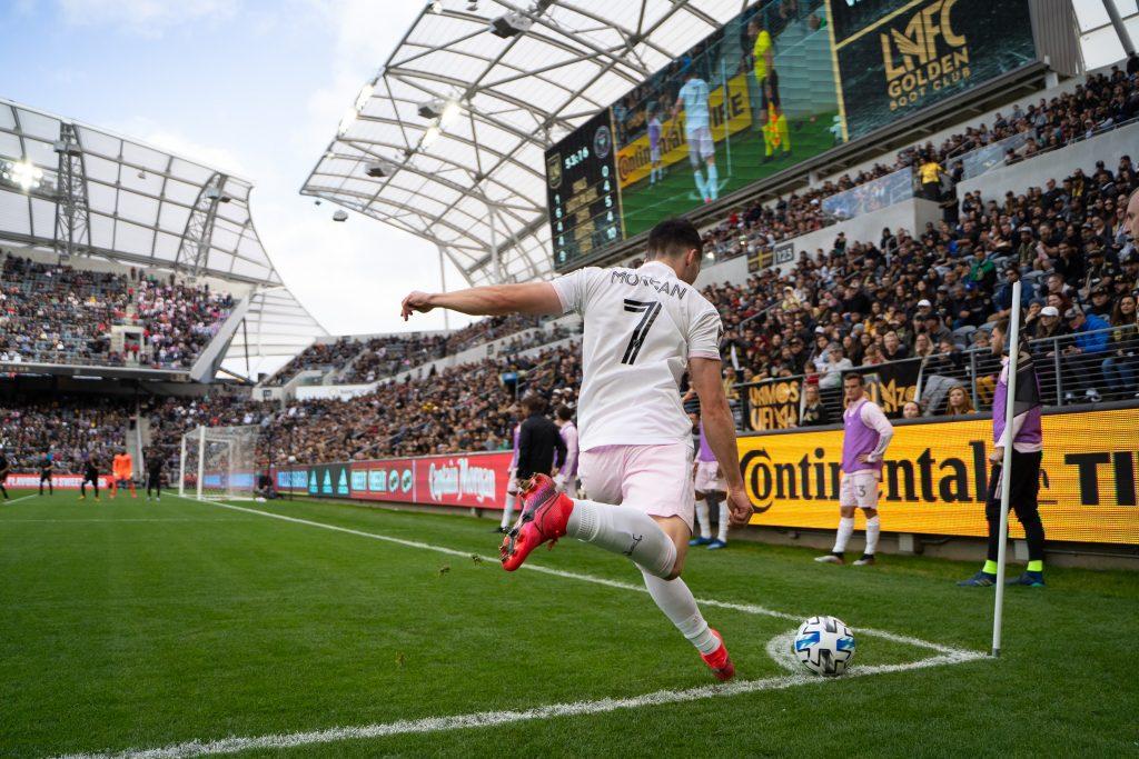 Lewis Morgan Inter Miami